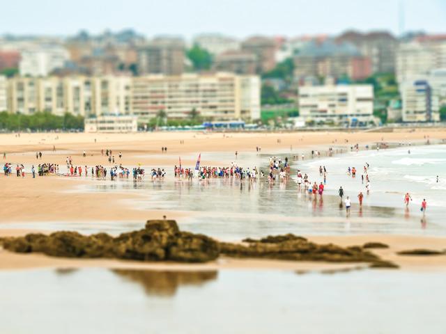 , 'Santander Beach,' , ArtStar