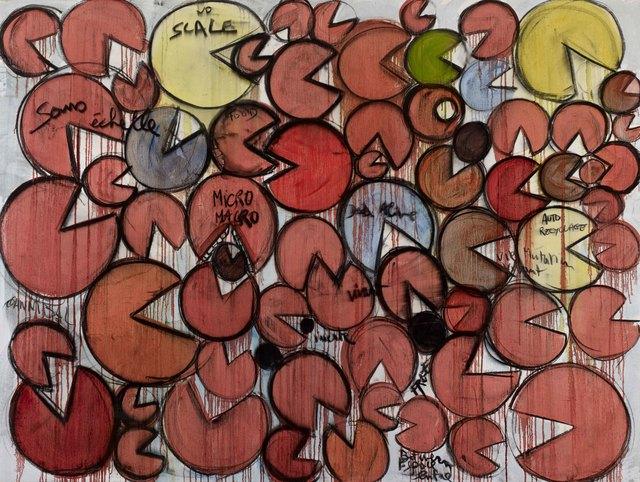 , 'Micro, macro,' 2014, Galerie Nathalie Obadia