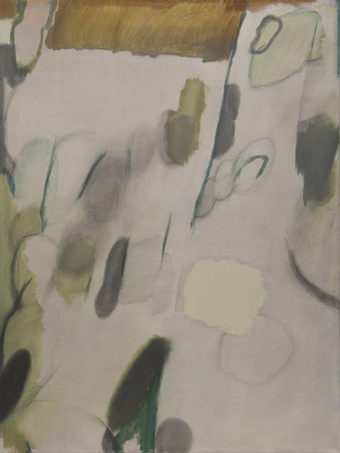 , 'Oval #4,' 2018, Eli Klein Gallery