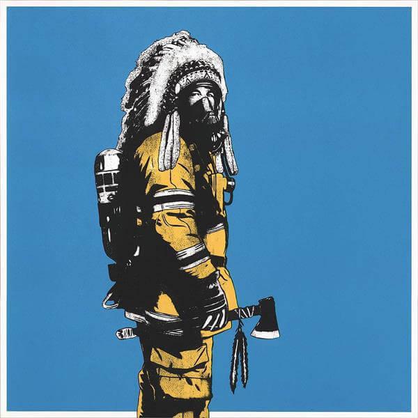 DOLK, 'CHIEF', 2015, Marcel Katz Art