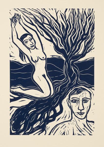 , 'Elder,' , Letitia Gallery