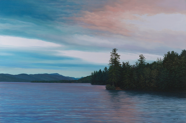 , 'Lake George,' 2014, Questroyal Fine Art