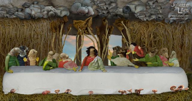 , 'The Last Supper with the Gingermen,' 2008, Juliette Culture and Art Development Co. Ltd.