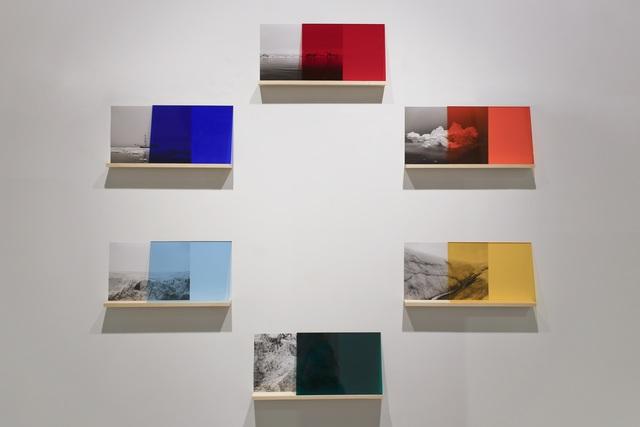 , 'Croma-Arctic Circle,' 2017, Lucia Mendoza