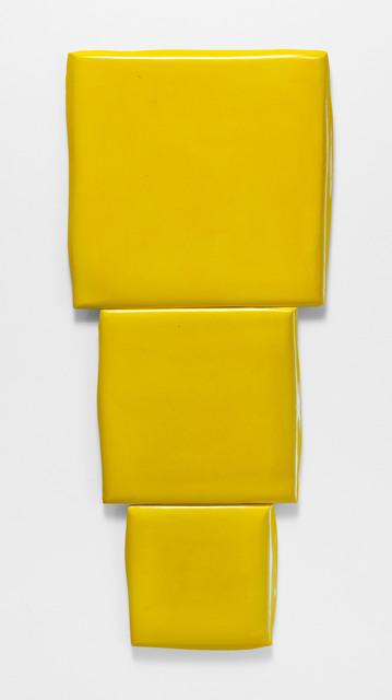, 'Descending Squares,' 2018, Carolina Nitsch Contemporary Art