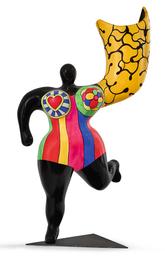 Niki de Saint Phalle, 'Angel Vase (Black),' 1993, Sotheby's: Contemporary Art Day Auction