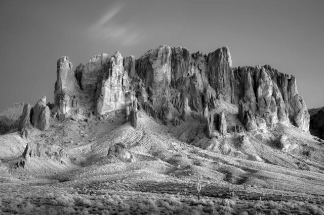 , 'Superstition Mountain, Apache Junction, Arizona,' 2012, photo-eye Gallery