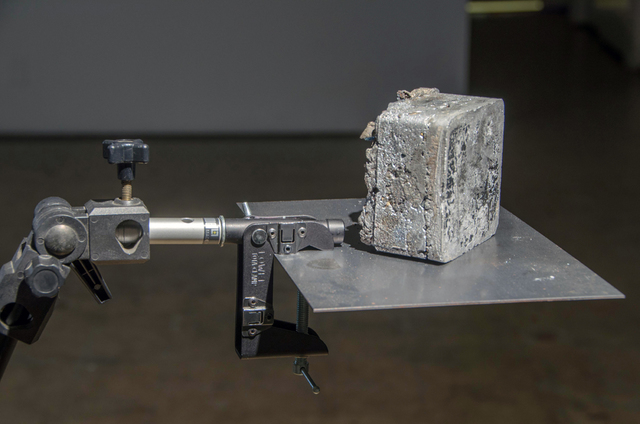 , 'Melted Camera,' 2013, Dan Gunn