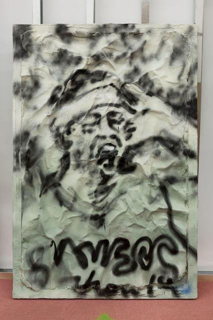 Zhou Yilun 周轶伦, 'The Answer (White)', 2019, Beijing Commune