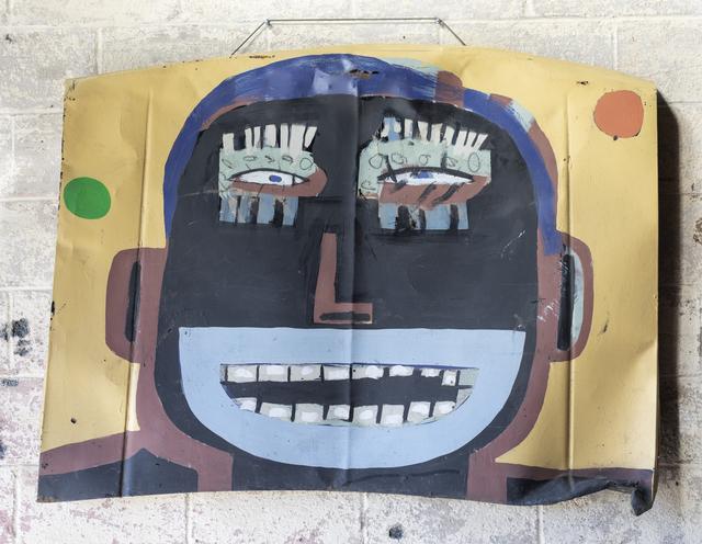 Tyree Guyton, 'Perfect Smile', 2007, MARTOS GALLERY