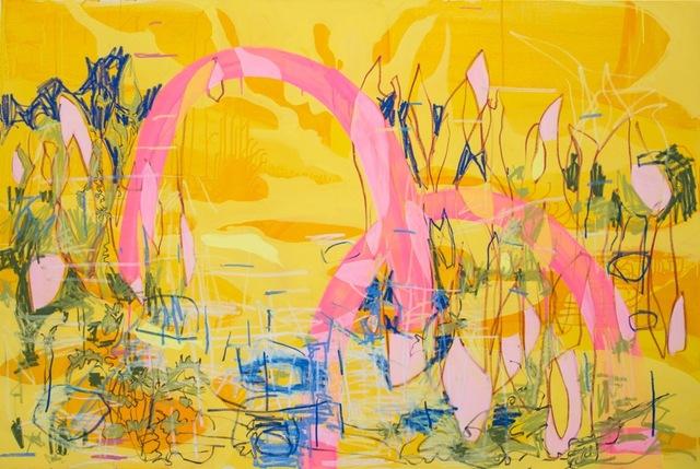 , 'Vivid Yellow,' 2015, Xippas