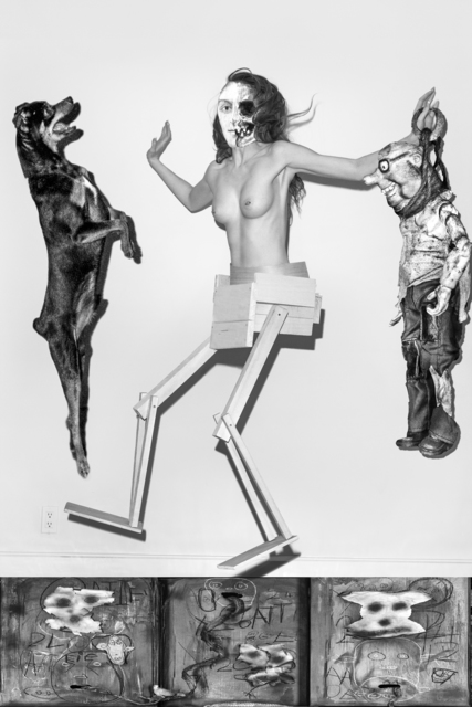 , 'Prancing ,' 2016, V1 Gallery