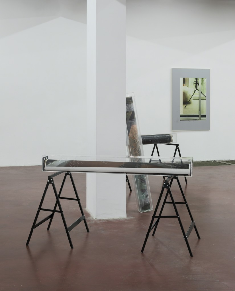 David Maljkovic, 2017, Exhibition view, Dvir Gallery Tel Aviv