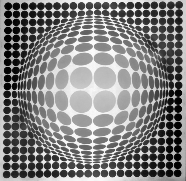 , 'Vega Argent,' 1969, Davidson