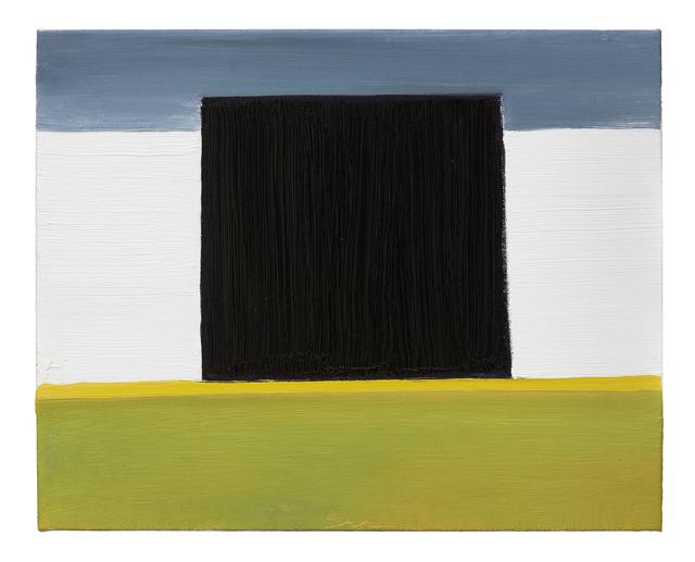 , 'Ice House Door no. 13,' 2016, Hiram Butler Gallery