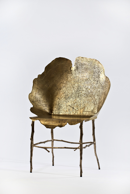 Sharon Sides, 'Flor Chair', 2015, Wexler Gallery