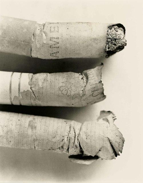 Irving Penn, 'Cigarette #135 (C415)', 1972, Christie's