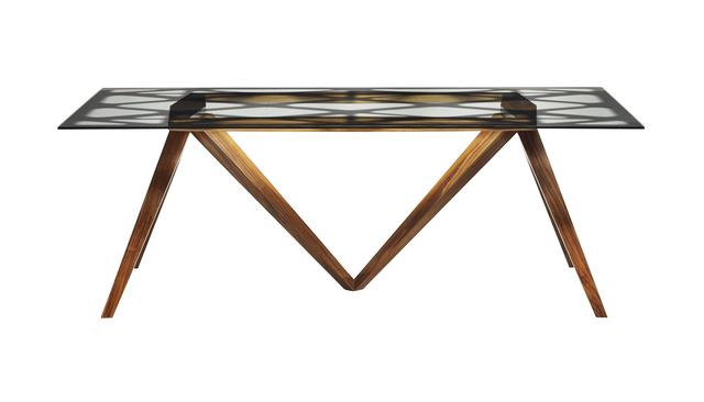 , 'Table Higgs,' 2014, Rococo