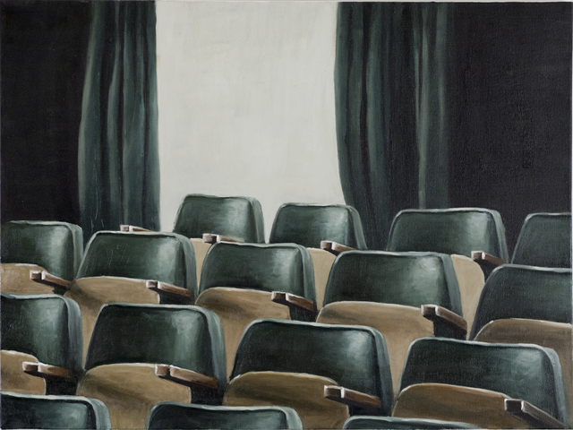 , 'The Empty Theater ,' 2017, frosch&portmann