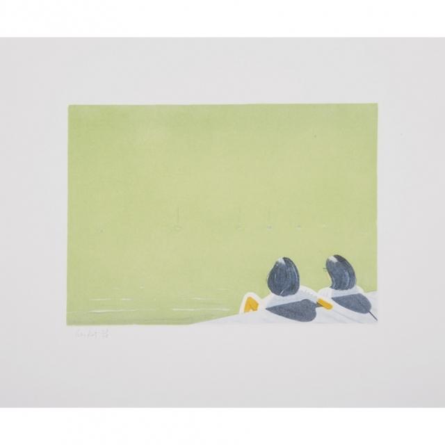 Alex Katz, 'Harbor', 2006, Artsnap