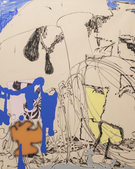 , '70's midget rhino,' 2017, Ruttkowski;68