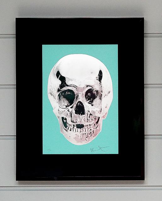 Damien Hirst, 'Skull, Turquoise/Emerald', 2012, Arton Contemporary