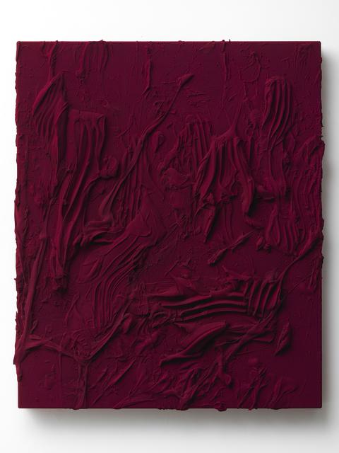 , 'Yet untitled (Quinacridone magenta),' 2017, Galerie Forsblom