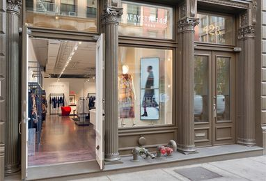 Shopping Spree at Lafayette148 New York