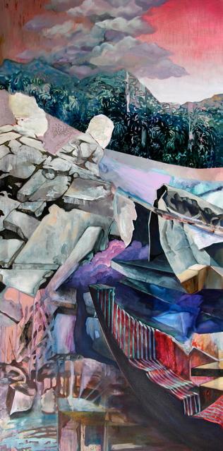 , 'Thawing out,' 2017, Galerie D'Este