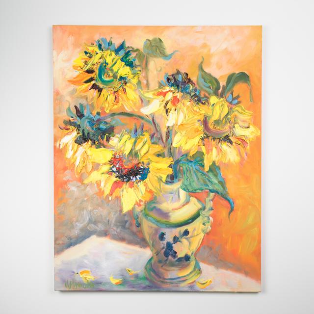 , 'Tuscan Sunflower,' 2018, Ruckus Art Gallery