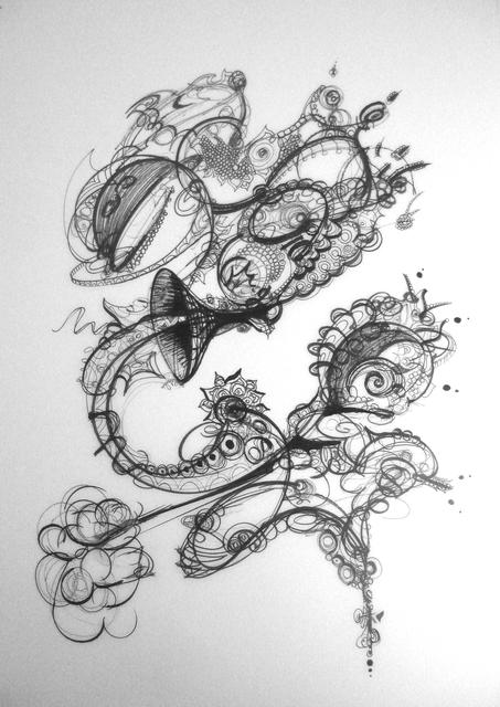 , 'Drawing 20,' 2007, Elisa Contemporary