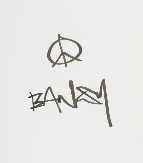 Banksy, 'Wall and Piece', 2005, Print, Book, Forum Auctions