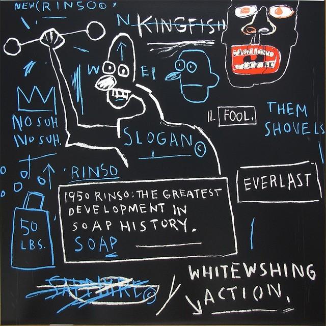 Jean-Michel Basquiat, 'Rinso', ca. 1982/2001, Soho Contemporary Art