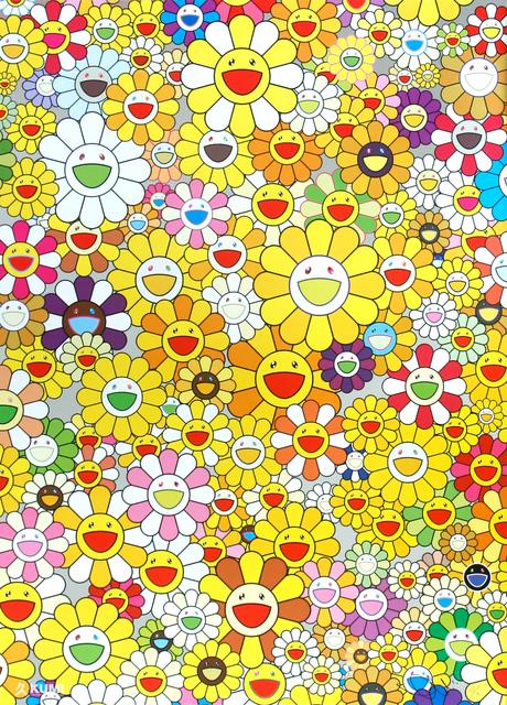 Takashi Murakami, 'An Homage to Mono Gold 1960', 2012, Kumi Contemporary / Verso Contemporary
