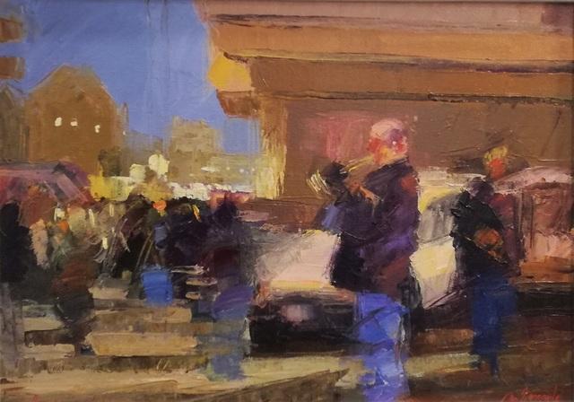 , 'Qualcuno mi creda / Someone believe me,' 2004, Galleria Edarcom Europa