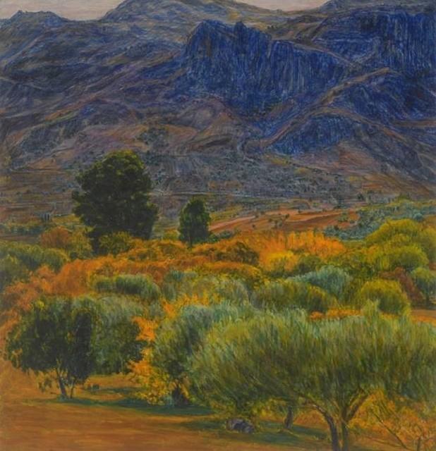 """Peter Krausz, '""""Winter Drawings on Summer Notes"""" No. 18', Galerie de Bellefeuille"""