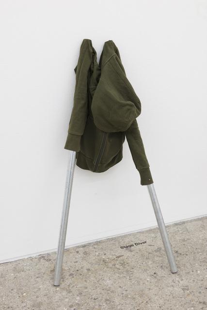 , 'ST-19.1 (Stage Diver),' 2019, Galerie Mark Müller
