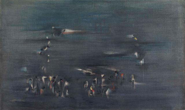 , 'Untitled,' ca. 1951, Michael Rosenfeld Gallery