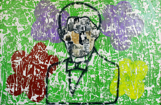 , 'Flowers,' 2012, Octavia Art Gallery