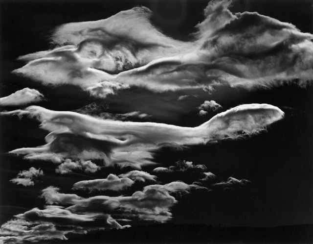 , 'Untitled (Clouds, Owens Valley),' 1968, JRB Art at The Elms