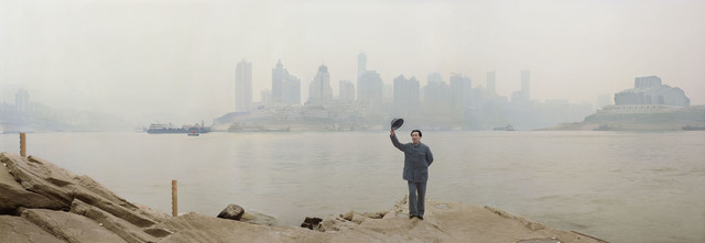 , 'The Chongqing Talks [重庆谈判],' 2011, OFOTO&ANART