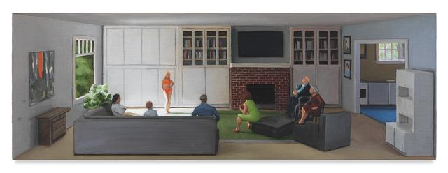, 'Fashion Show,' 2018, Miles McEnery Gallery