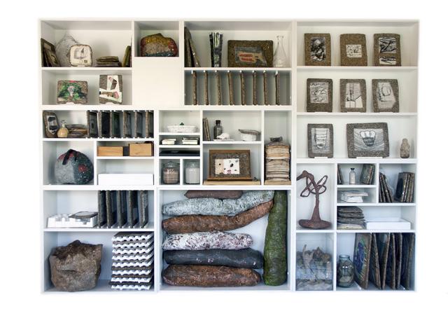 , 'Book Case,' 2016, AnnArt Gallery