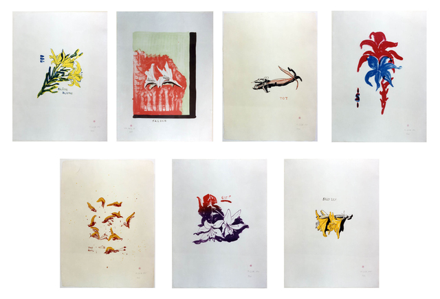 , 'Silly Lilies,' 1995, Carolina Nitsch Contemporary Art
