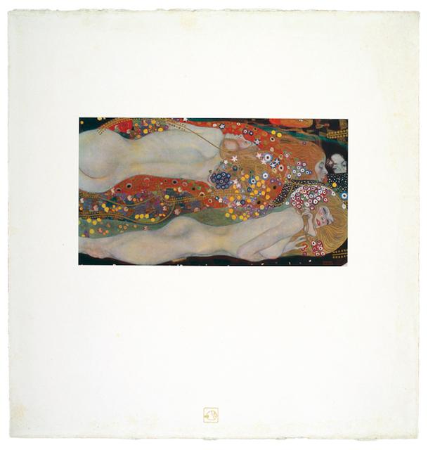 , 'Water Serpents II [Das Werk Gustav Klimts],' 1908-1914, Jason Jacques Gallery