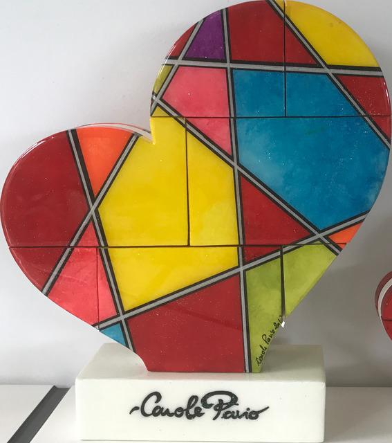 , 'Rainbow Heart,' 2017, Art Life Gallery