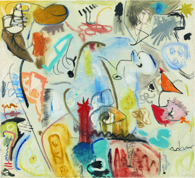 Helen Frankenthaler, 'Circus Landscape,' 1951, Helen Frankenthaler Foundation