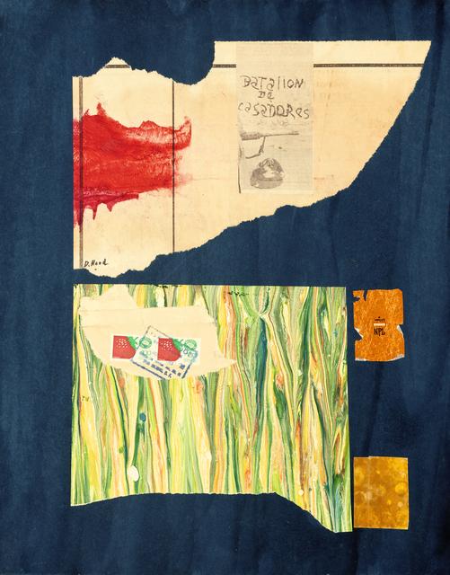 Dorothy Hood, 'Crossing the Border', n.d., McClain Gallery