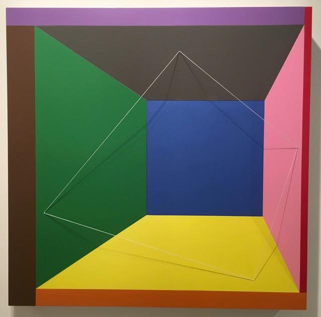 , 'Barragan Diptych, 2,' 2017, Cheryl Hazan Gallery