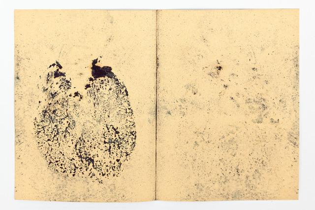, 'Geste nomade #3,' 2012, Voice Gallery